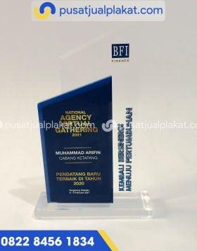 Plakat Penghargaan Karyawan Terbaik